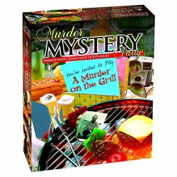 Murder Mystery: Murder on the Grill