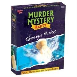 Murder Mystery: The Champagne Murders