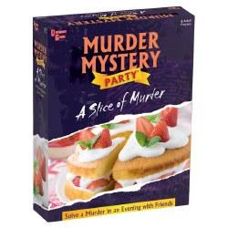 Murder Mystery: A Slice of Murder