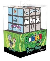 Rubik's Cube: Rick & Morty