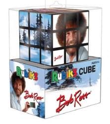 Rubik's Cube: Bob Ross