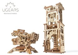 UGears: Archballista and Tower