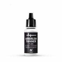 Airbrush Thinner - 17ml