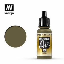 AMT-4 Camouflage Green  - Model Air - 17ml