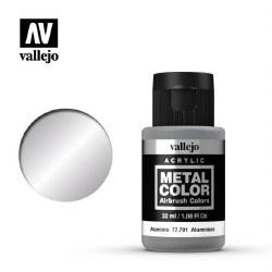 Aluminum - Metal Color