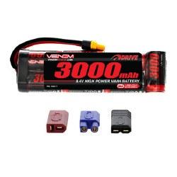 Venom 8.4V NiMH 3000mAh 7-Cell DRIVE Flat Pack Battery with Uni 2.0 Plug