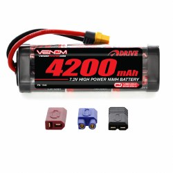 Venom 7.2V NiMH 4200mAh 6-Cell Battery