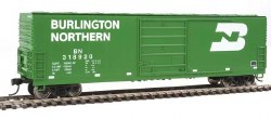Burlington Northern - 50' AAR #318920 Box Car