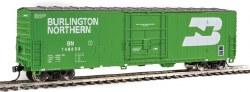 Burlington Northern - 50' AAR #748853 Insulated Box Car