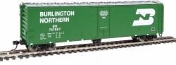 Burlington Northern - 50' PC&F #747807 Insulated Box Car