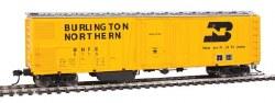 Burlington Northern Western - 50' AAR #5115 Mechanical Refrigerator Car