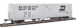 Burlington Northern BNSF - 57' Mechanical Reefer #8818