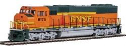 BNSF - EMD SD60M with 2-piece Windshield, Standard DC