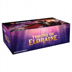 MTG: Thrown of Eldraine Draft