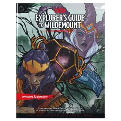 5E: Explorer's Guide to Wildemount