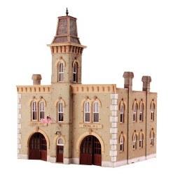 Fire Station No. 3 - HO Kit