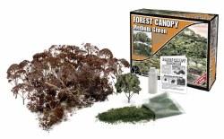 Forest Canopy Medium Green Kit