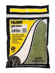 Foliage: Light Green