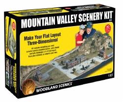 Mountain Valley Scenery Kit