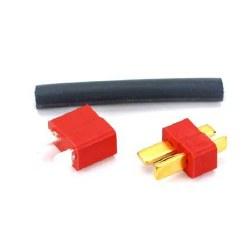 Ultra Plug: 2 pin Male/Female Deans Plug