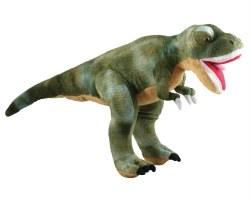 "Cuddle Zoo, T-Rex Dinosaur 20"""