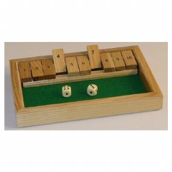Shut the Box (1-10)