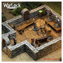 WarLock: Dungeon Tiles 1