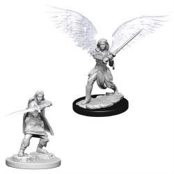 D&D NMU: Aasimar Fighter - Female
