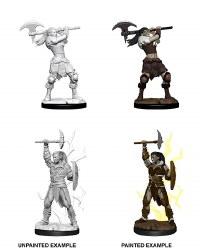 D&D Fem Goliath Barbarian W10