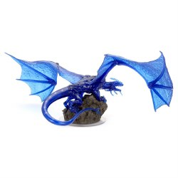 D&D: Icons of the Realms: Sapphire Dragon