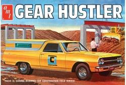 1/25 1965 Chevy Gear Hustler El Camino