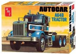 1/25 Autocar A64B Semi Tractor Cab