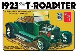 1/25 1923 Ford Model T Roadster Street Rod Model Kit
