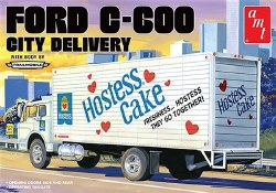 1/25 Ford C600 Hostess City Delivery Truck