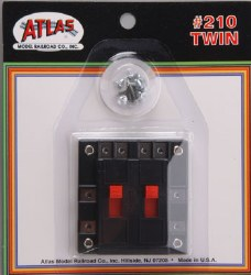 Atlas Twin Electrical Control