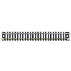 "Code 80 5"" Straight Track N Scale Pack of 6"