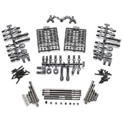 Aluminum Wheelbase Links Set 12.3 (313mm)