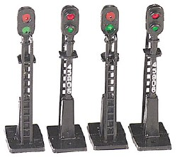 Block Signals (4) - HO Scale