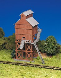 Coaling Station Snap Kit - HO Scale