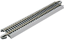 "9"" Straight Nickel/Silver - HO Scale"