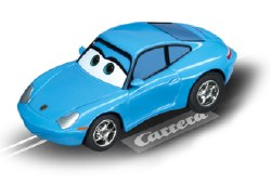 "Disney/Pixar CARS ""Sally"" Carrerra Go! 1:43 Car"