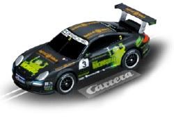 """GO!: Prosche GT3 Cup """"Monster FM, U.Alzen"""" Carrera Go! Slot Car"""