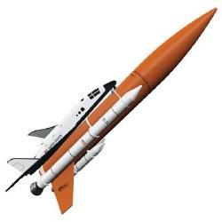 Estes Shuttle Level 5