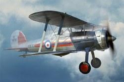 1/48 Gloster Gladiator Biplane