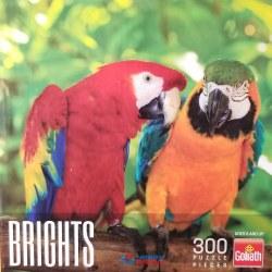 Brights: Parrots 300pc