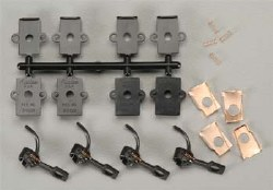 #5 Univ M-M Couplers Kit (4) - HO Scale