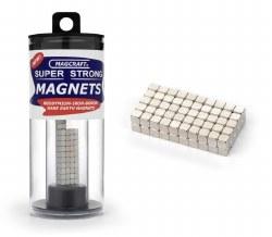 "1/8"" Rare Earth Cube Magnets"