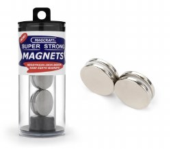 "1x1/8"" Disc Magnet (4)"