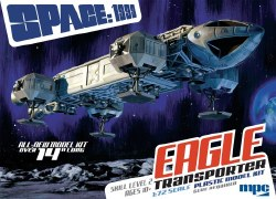 "1/72 Space 1999: Eagle Transporter 14"" Model Kit"