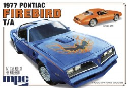 1/25 '77 Pontiac Firebird Trans Am Model Kit